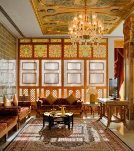 Raffles Dubai, Hotely  Dubaj - big - 39