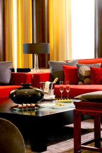 Raffles Dubai, Hotely  Dubaj - big - 99