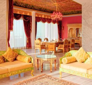 Raffles Dubai, Hotely  Dubaj - big - 85