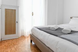 Petralona Cosy Penthouse, Apartmanok  Athén - big - 16