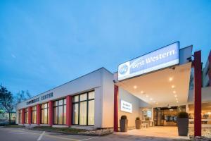 Best Western Smart Hotel, Hotels  Vösendorf - big - 31