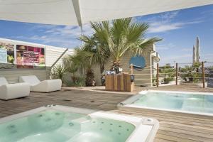 Hotel Le Palme - Premier Resort, Отели  Морской Милан - big - 77
