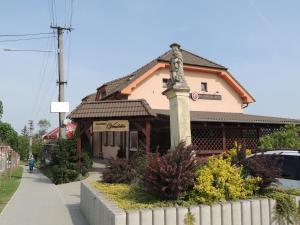 Pension Penzión Vendelín Veľké Zálužie Slowakei