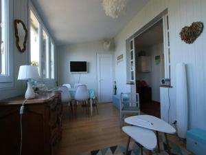 Apartment Face mer - place du ralliement, Apartmanok  Saint-Brevin-les-Pins - big - 11