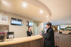 Best Western Smart Hotel, Hotels  Vösendorf - big - 17