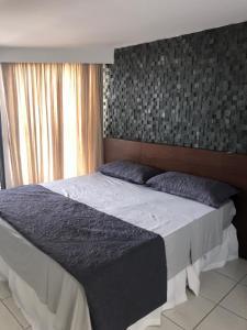Flat na Praia de Boa viagem, Apartmanhotelek  Recife - big - 2