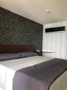 Flat na Praia de Boa viagem, Apartmanhotelek  Recife - big - 15