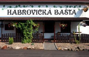 3 hvězdičkový penzion Penzion Habrovická Bašta Ústí nad Labem Česko