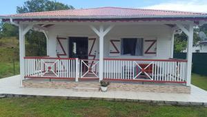 Cocon des Alizés, Загородные дома  Le Moule - big - 18