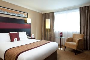 Crowne Plaza Manchester Airport, Hotel  Hale - big - 25