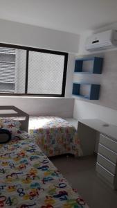 Flat Graças Prince 2 quartos, Apartmány  Recife - big - 7