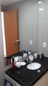 Flat Graças Prince 2 quartos, Apartmány  Recife - big - 10
