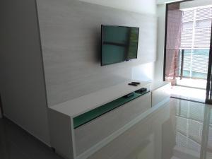 Flat Graças Prince 2 quartos, Apartmány  Recife - big - 14
