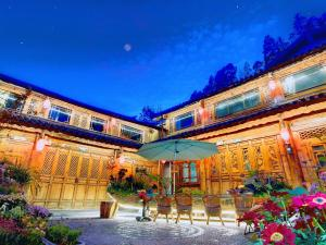 Flower Mirage Inn, Privatzimmer - Lijiang