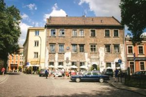 Blue Sky Old Kazimierz