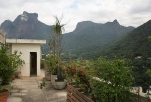 Penthouse in São Conrado, Гостевые дома  Рио-де-Жанейро - big - 40