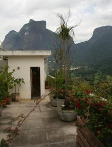 Penthouse in São Conrado, Гостевые дома  Рио-де-Жанейро - big - 41