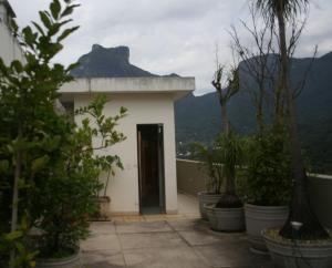 Penthouse in São Conrado, Гостевые дома  Рио-де-Жанейро - big - 43