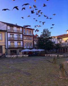 Santiago 31 Hostel Guimarães