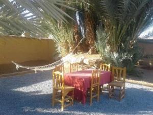 Villa Boujouf, Affittacamere  Guelmim - big - 20
