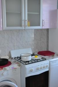 Apartment on Lenina 353, Ferienwohnungen  Wolschki - big - 42
