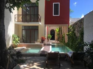 Casa Italia Yucatan Boutique Hotel, Hotels  Mérida - big - 18