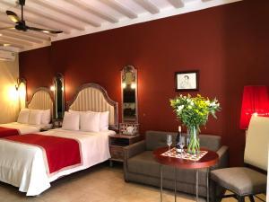 Casa Italia Yucatan Boutique Hotel, Hotel  Mérida - big - 1