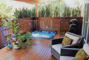 Pandanus Spa Cottage