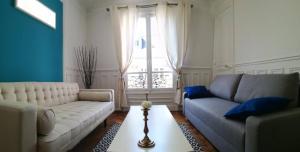 Appartement 2-Chalgrin Paris - París