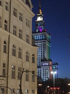 Warsaw Center 110m2