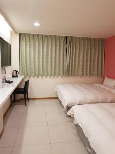 Galaxy Mini Inn, Hotels  Taipei - big - 71