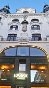 At St. Stephan, 1010 Wien