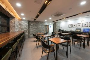 Brown-Dot Hotel Beomcheon, Hotely  Busan - big - 81