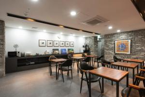 Brown-Dot Hotel Beomcheon, Hotely  Busan - big - 90