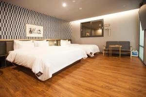 Brown-Dot Hotel Beomcheon, Hotely  Busan - big - 86