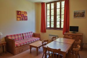Appartement n°107 avec 1 chambre 6 personnes face aux thermes