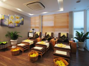 Golden Silk Boutique Hotel, Hotely  Hanoj - big - 76