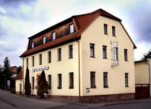 Landhotel und Gasthof Stadt Nürnberg - Erdeborn