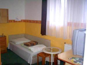 Single Room with Bathroom Hotel Flora**