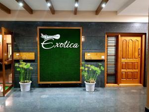 Paradise Exotica, Apartmanok  Chikmagalūr - big - 1