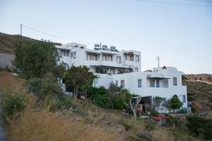 Captain Manos Studio Apartments, Apartmány  Grikos - big - 5