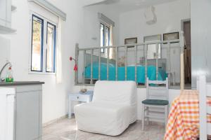 Captain Manos Studio Apartments, Apartmány  Grikos - big - 14