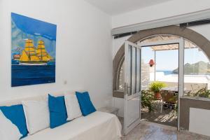 Captain Manos Studio Apartments, Apartmány  Grikos - big - 18