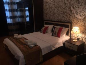 Апартаменты в элитной новостройке, Apartments  Baku - big - 14