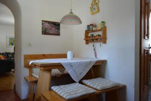 Apartment Bos-cha, Appartamenti  La Punt-Chamues-ch - big - 16