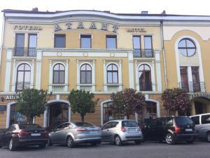 Отель Атлант, Ужгород