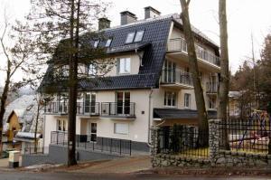 Apartament Jedynka Villa Incognito