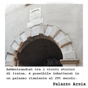 Domus Arsia - Accommodation - Irsina