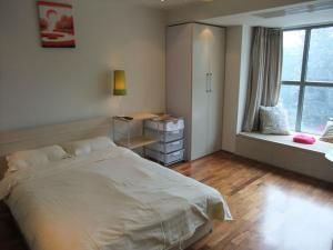 Beijing New Oriental Suites in Seasons Park Sanlitun, Residence  Pechino - big - 14