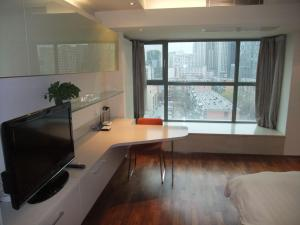 Beijing New Oriental Suites in Seasons Park Sanlitun, Residence  Pechino - big - 6